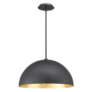 Modern Forms Yolo 1-Light LED Dome Pendant