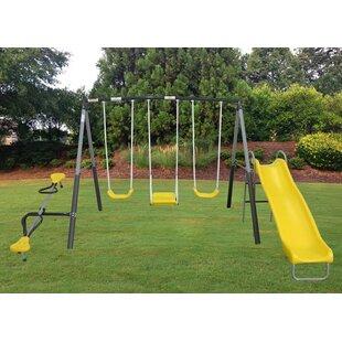 XDP Recreation Swingin' Again Swing Set