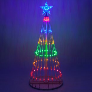 Outdoor Lighted Christmas Decorations You'll Love | Wayfair