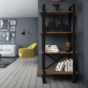 Argueta Etagere Bookcase by Foundry Select Read Reviews