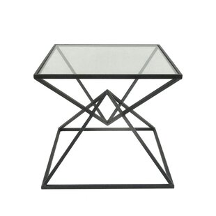 Wakeman End Table by Wrought Studio