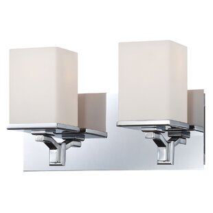 Latitude Run Marshfield 2-Light LED Vanity Light