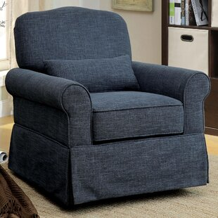 A&J Homes Studio Klamath Swivel Armchair