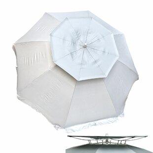 Genao 6' Beach Umbrella by Highland Dunes