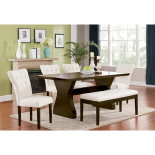 Lulsgate 6 Piece Dining Set