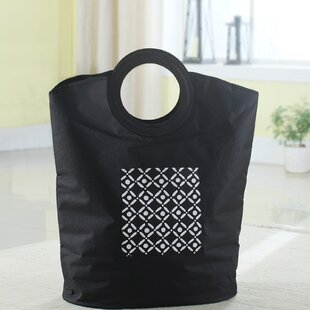 Ebern Designs Carry Laundry Hamper