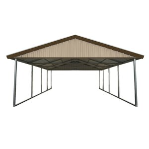 20 Ft. W x 24 Ft. D Canopy