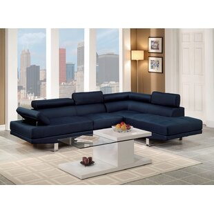 Apeton Sectional by Orren Ellis