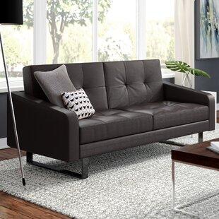 Orren Ellis Canis Reclining Sleeper Sofa