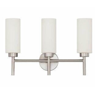 Ebern Designs Almondsbury 3-Light Armed Sconce