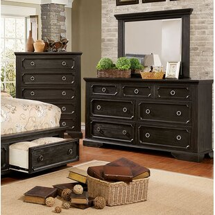 Andrew Home Studio Clark 7 Drawer Dresser