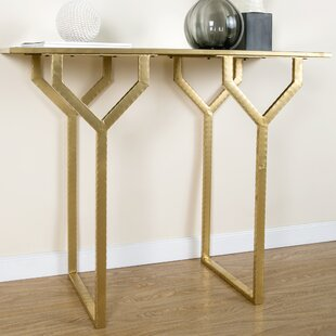 Chriselle Console Table