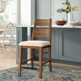 Stier 24 Bar Stool (Set of 2) by Mistana