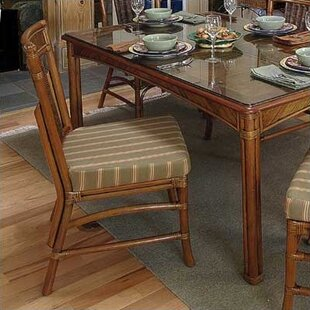 Find for 9700 Mandalay Dining Side Chair by South Sea Rattan Reviews (2019) & Buyer's Guide