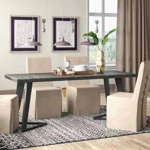 Banach Dining Table by Foundry Select Amazing