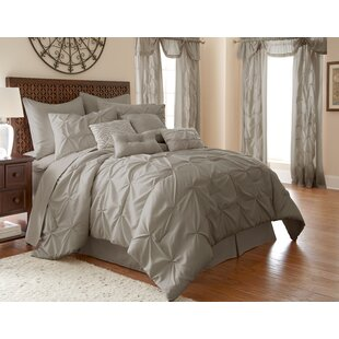 House of Hampton MacLaine 24 Piece Comforter Set