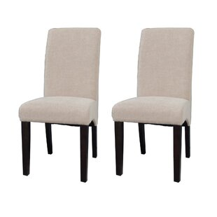 Marcella Parson Chair (Set of 2) Chintaly Imports