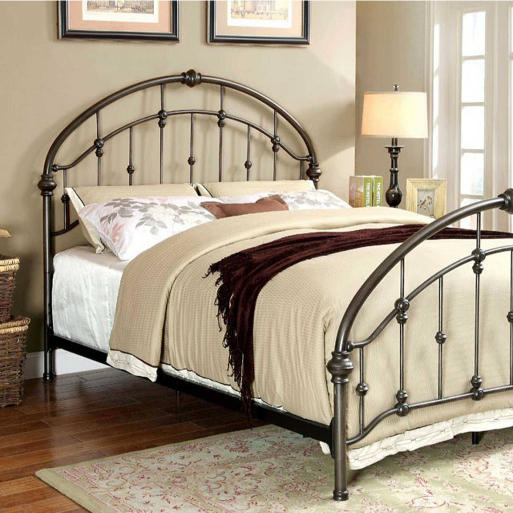 Fleur De Lis Living Crafton Standard Bed Wayfair
