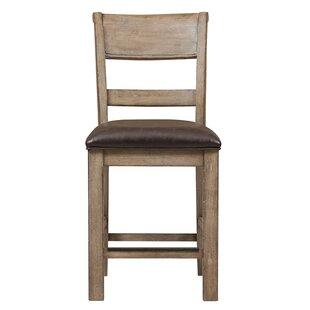 Fort Oglethorpe Industrial Dining Chair (Set Of 2)