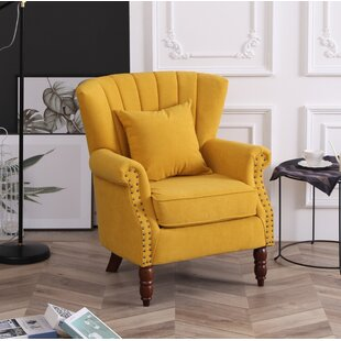 Wingback Rosdorf Park Accent Chairs You Ll Love In 2021 Wayfair