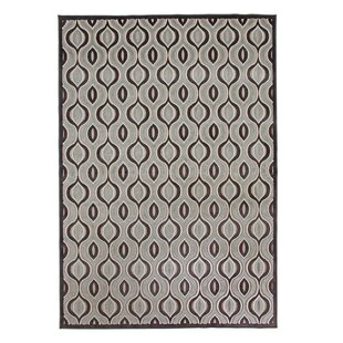 Affordable Coronado Black/Grey Area Rug By Corrigan Studio