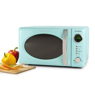 Retro Series 17.5 0.7 cu. ft. Countertop Microwave by Nostalgia