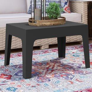 Mercury Row Bence Plastic Coffee Table