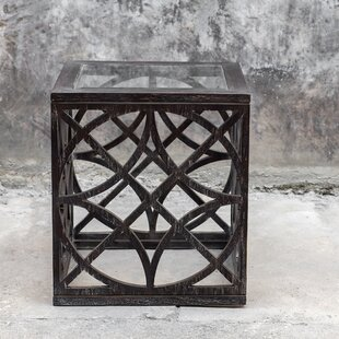 Tindall End Table by Gracie Oaks Modern