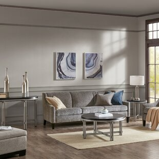 Capel 3 Piece Coffee Table Set by Wrought Studio