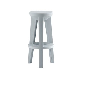 PLUST Frozen Patio Bar Stool