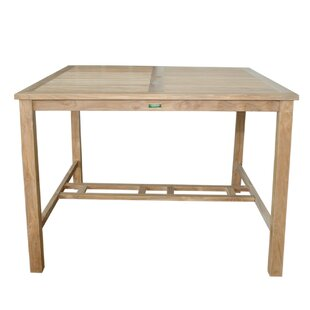 Windsor Teak Bar Table