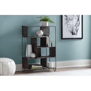 Gray Standard Bookcase