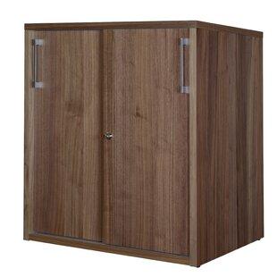 Red Barrel Studio Hilburn Stackable Storage Cabinet