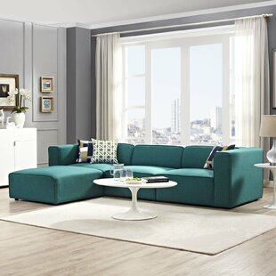 Crick Reversible Sectional by Orren Ellis
