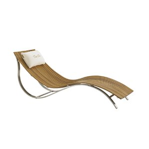 Tres Chic Outdoor Chaise Lounge Cushion