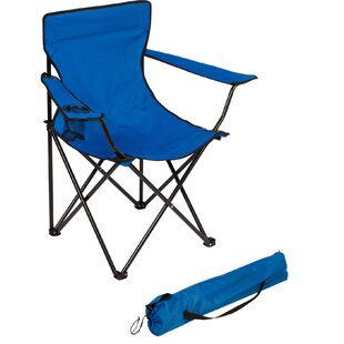 Vivian Portable Folding Camping Chair by Freeport Park