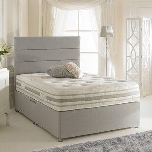 Tencel Pocket Sprung 2000 Divan Bed By 17 Stories