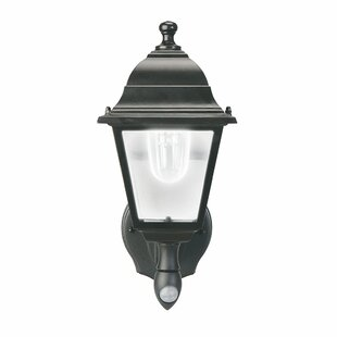 Barryknoll Outdoor Sconce with Motion Sensor