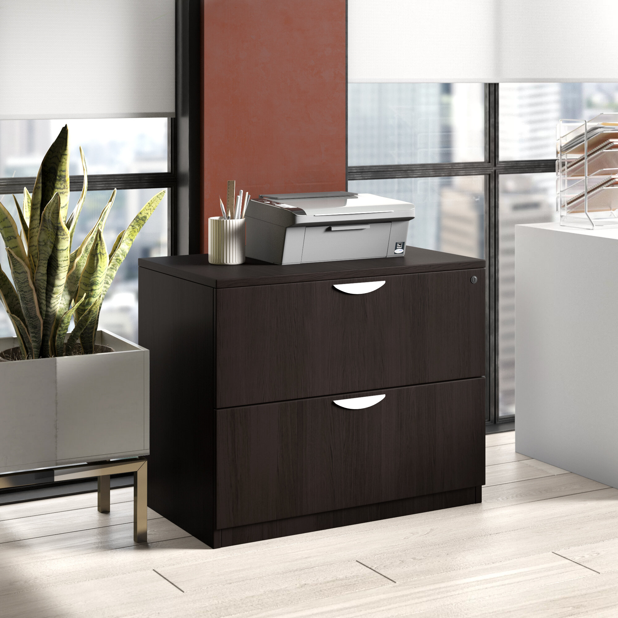 45-Drawer Lateral Filing Cabinet