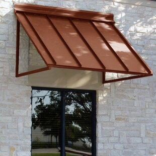 Awntech Houstonian Metal Standing Seam Wi..