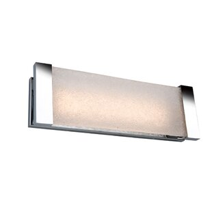 Orren Ellis Arcadius 1-Light LEDE Bath Bar
