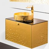 Atwell Luxury 32 Wall-Mounted Single Bathroom Vanity by Everly Quinn