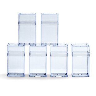 M Series 6 Container Food Storage Set (Set of 6)