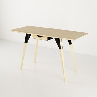 Clarke 1 Drawer Writing Desk by Tronk Design