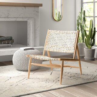 Albertina Side Chair by Mistana SKU:CD405887 Purchase