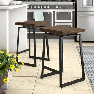 Platane 62cm Bar Stool (Set Of 2) By Gracie Oaks