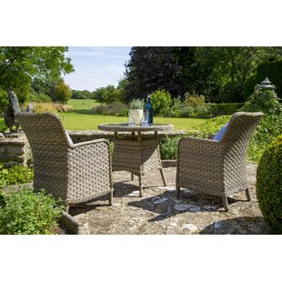 Bodine 2 Seater Bistro Set With Cushions By Sol 72 Outdoor