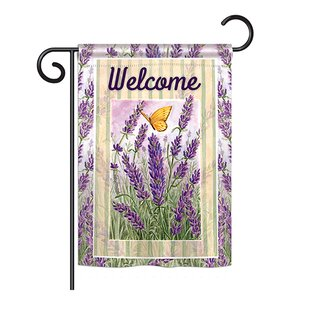 2-Sided Polyester 1'1 X 1'6.5 Ft. Garden Flag by Breeze Decor