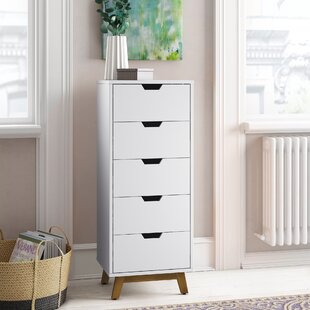 Tucker 5 Drawer Chest By Mikado Living