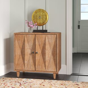 Park Place 2 Door Accent Cabinet by Bungalow Rose